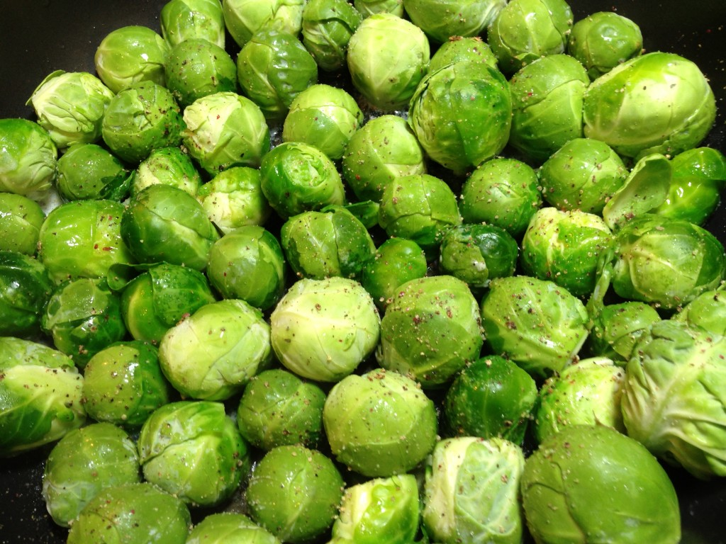B Sprouts